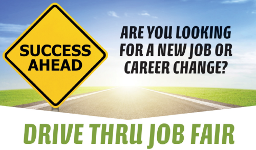 Free Drive Thru Job Fair on July 15 Adds OSHKOSH Location in Addition to Green Bay